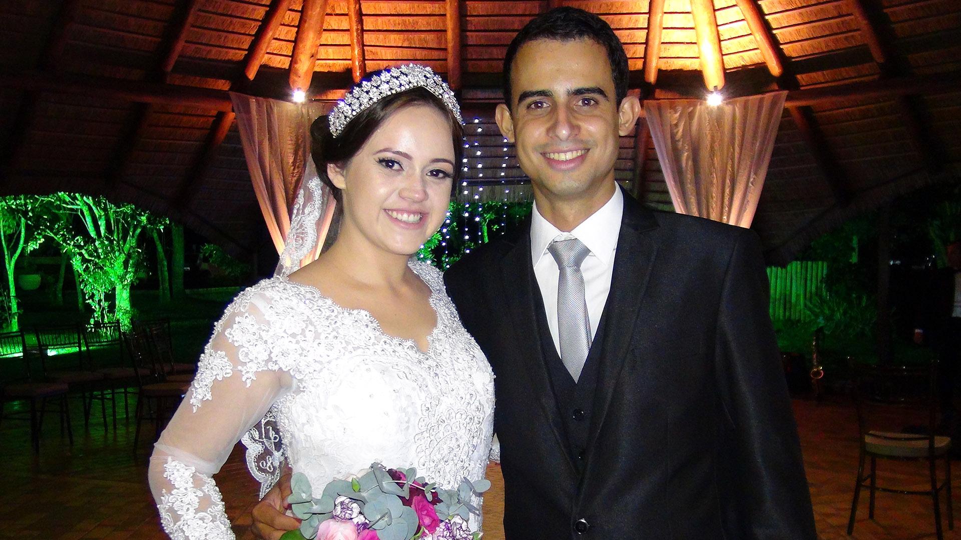 Casamento de Natália e Cleverson